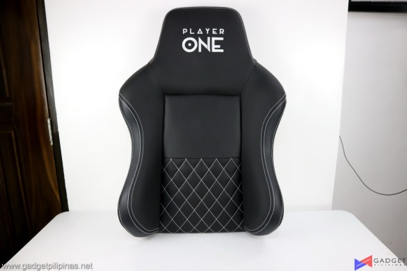 Player One Ghost v2 Gaming Chair Review 021