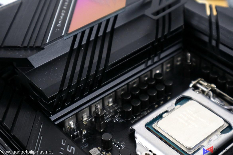ASUS ROG Z590-E Gaming Motherboard Review 126