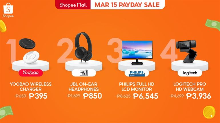 Shopee Payday Sale - Gadget