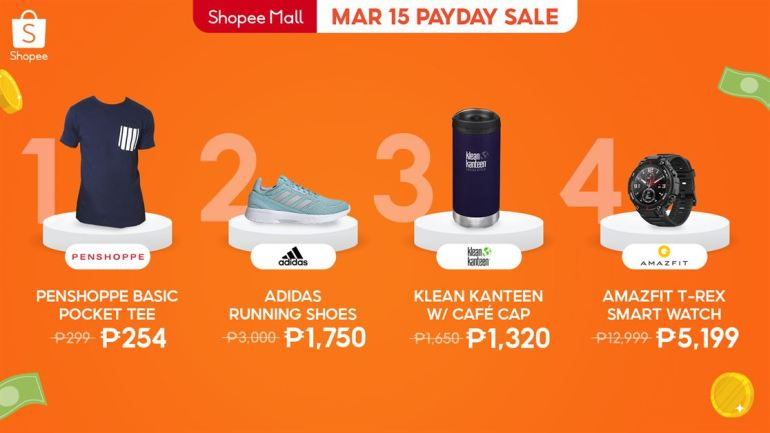 Shopee Payday Sale - Workout