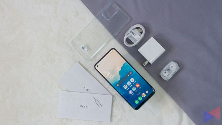 oppo-a94-unboxing-first-impression-accessories-front
