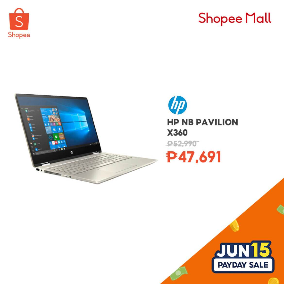 6.15 Payday Sale Father's Day (Techie) HP