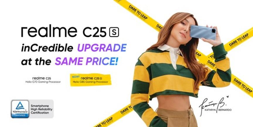 realme C25S - 2