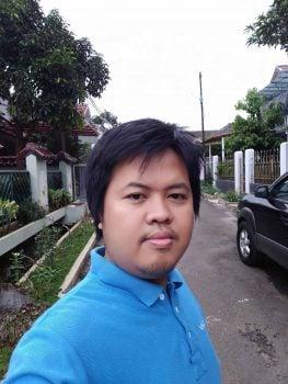 Foto Selfie Beauty Zenfone 4 Selfie Lite