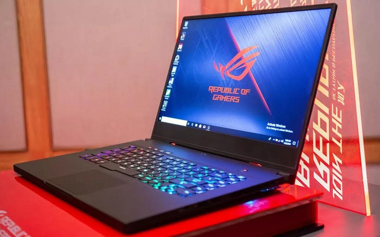 ASUS gres saja memperkenalkan laptop gaming terbarunya di Indonesia yang berjulukan ROG Zeph ASUS Umumkan Laptop Monster ROG Zephyrus S GX502GW di Indonesia