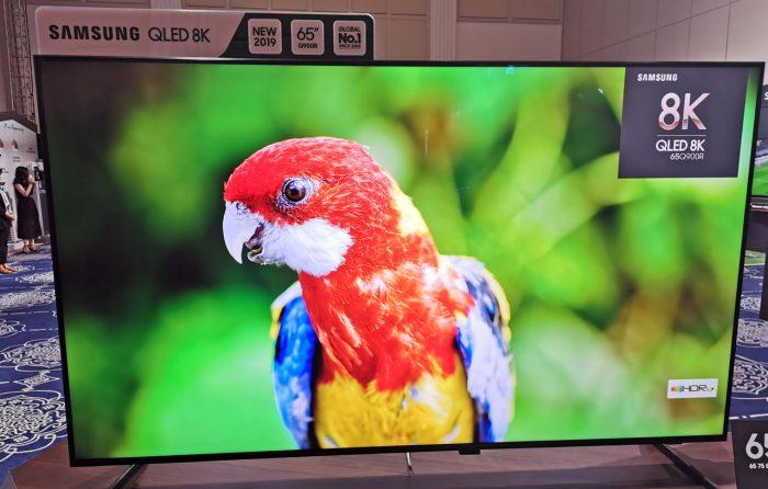 Setelah sebelumnya memperkenalkan jajaran TV QLED  Samsung Rilis TV QLED 8K di Indonesia dengan Dukungan Kecerdasan Buatan. Berapa Harganya?