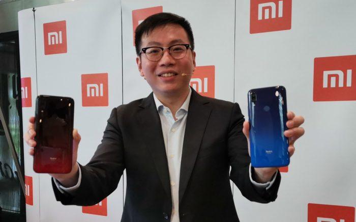 kesudahannya Xiaomi secara resmi meluncurkan smartphone terbarunya di Indonesia yang berjulukan  Cuma Rp 1 Jutaan! Xiaomi Rilis Redmi 7 di Indonesia dengan Baterai 4000mAh