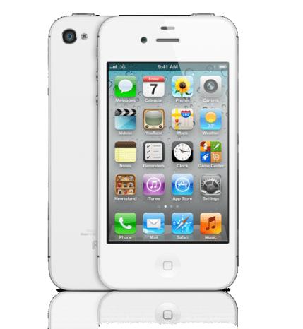 Telefonul iPhone 4S, de culoare albă, tinde să se afle în topul preferinţelor sexului frumos, datorită carcasei de sticlă. În plus faţă de design, telefonul are cele mai multe accesorii disponibile pe piaţă, fiind astfel uşor de asortat cu vestimentaţia oricărei utilizatoare.