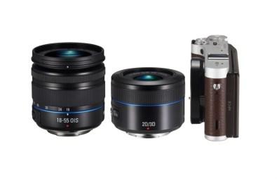 Samsung NX300 si obiective 18-55 si 45_maro