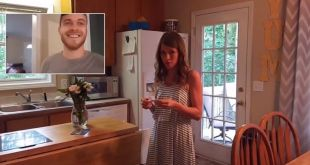 :DDad gives mom the surprise of a lifetime when he announces that they're having...