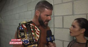 EXCLUSIVE: United States Champion Bobby Roode didn't appreciate Jinder Mahal get...