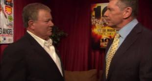 Happy Birthday to former WWE Raw guest star William Shatner!