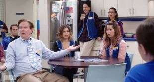 The cast of Superstore take us behind the scenes of the workplace comedy and ref…