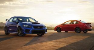 2019 Subaru WRX gets more features, WRX STI gets 5 more horsepower