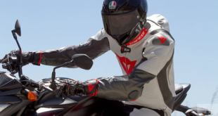 Dainese's Custom Works motorcycle suit is one even Iron Man would envy