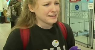 """My friend had to travel... and I wasn't here to travel with her.""Why Irish pe..."