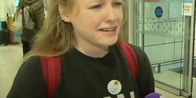 """""""My friend had to travel... and I wasn't here to travel with her.""""Why Irish pe..."""