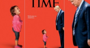 New 'Time' cover puts Trump's immigration policy on blast