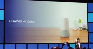 Huawei's AI Cube smart speaker packs Alexa and a 4G modem (and isn't actually a cube)