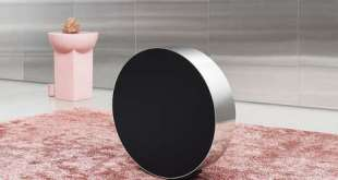 Stylish Circular Speakers : Beosound Edge