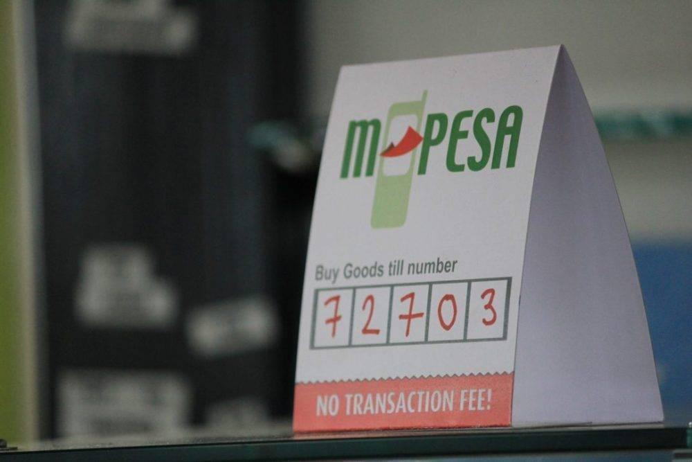 M-PESA Paybill