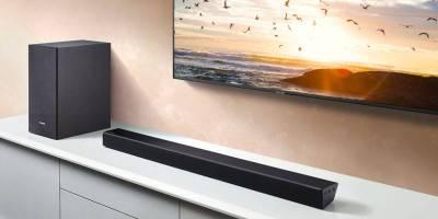 Samsung Q Series sound bar