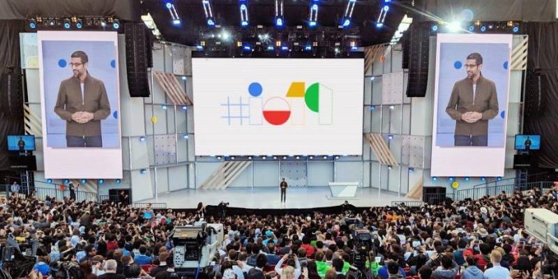 Google IO 2019 Cover