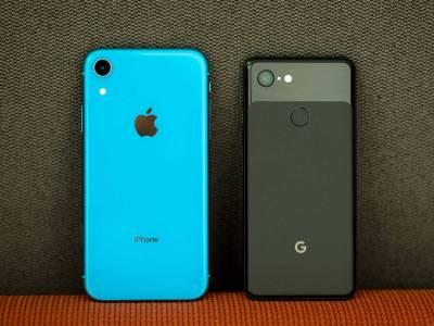 iPhone XR vs Pixel 3a