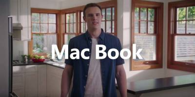 Mac Book Microsoft Ad