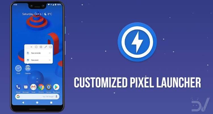 Customized-Pixel-Launcher