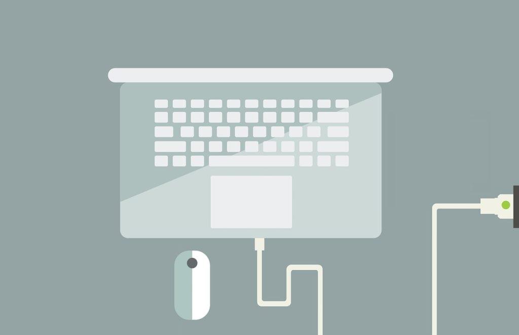 carregamento de laptop