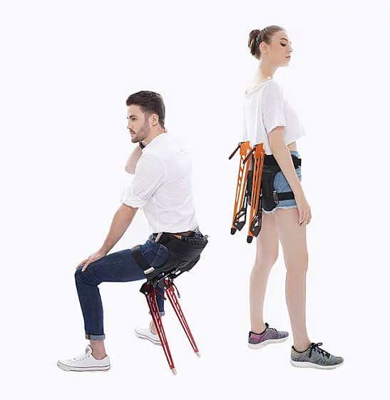 Wearable Chair Design