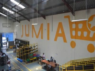 Jumia Kenya warehouse