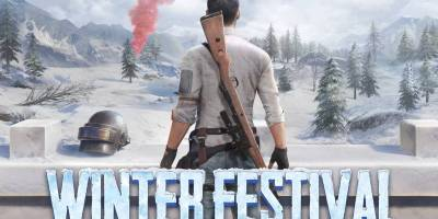 PUBG Mobile Winter Festival