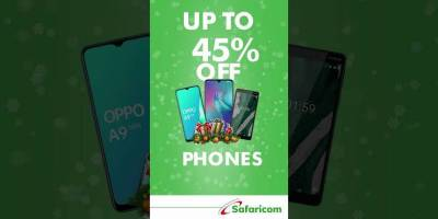 safaricom open day