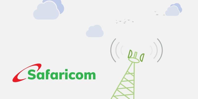 Safaricom location tracking