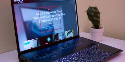 gadgets africa laptop