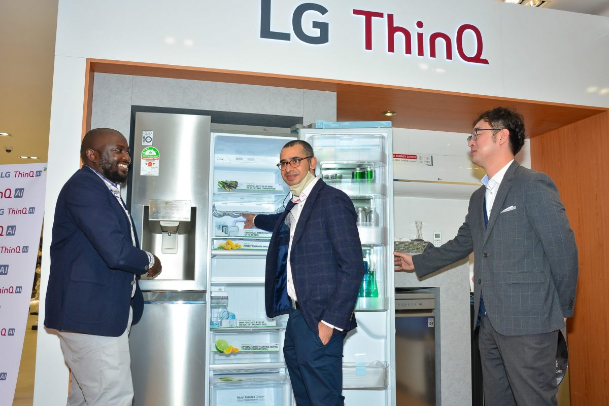 LG Sets Up its First ThinQ Experience Zone At Sarit Centre