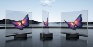 Xiaomi Reveals New Bizarre TV With A Transparent OLED Screen