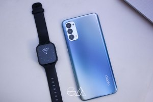 OPPO Reno 4 Launches in Kenya Alongside The New OPPO Smartwatch