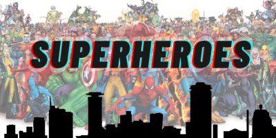 SUPERHEROES TWITTER
