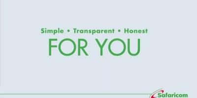 Safaricom For You