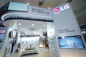 LG's Commercial Air Conditioner Earns Global Recognition For Indoor Air Quality
