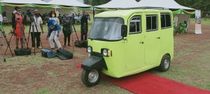 All You Need To Know About Kenya's First Electric TukTuk And Mkokoteni