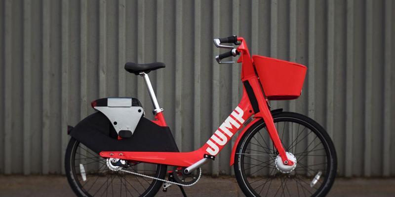 uber-electric bikes