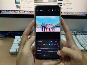 Aplikasi Android untuk edit foto Terbaik 2020