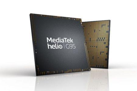 chipset Helio G95 Mediatek