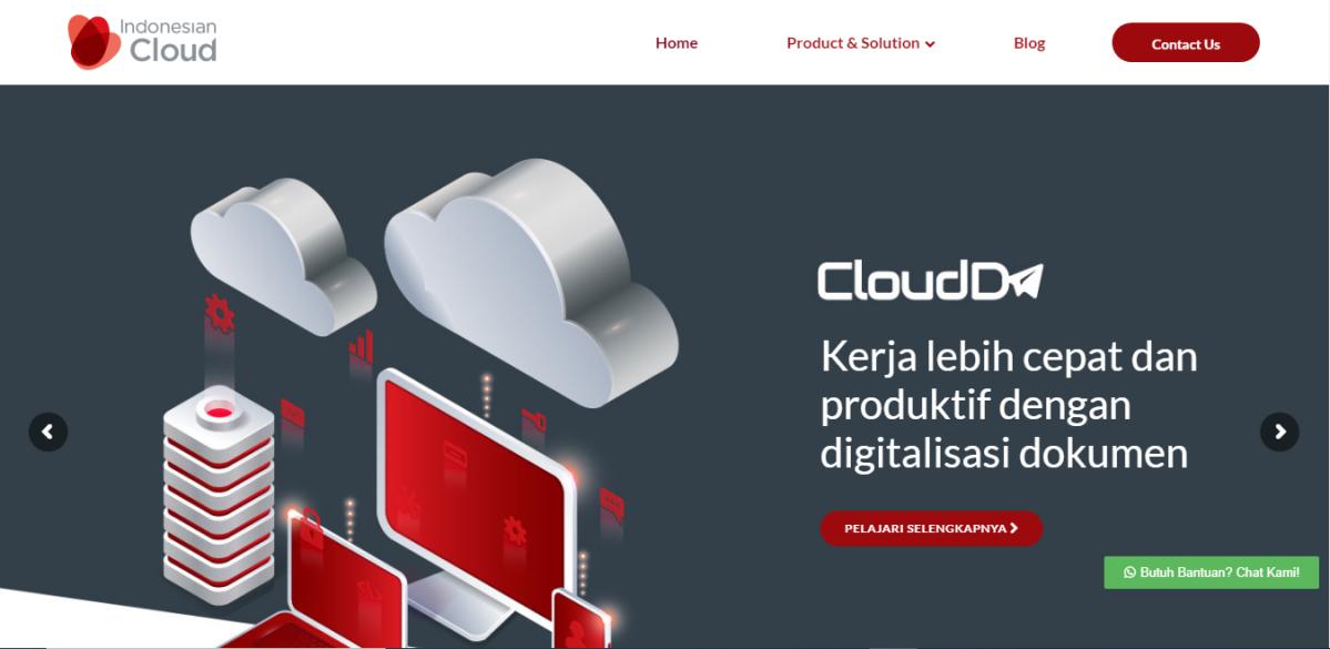 Indonesian Cloud