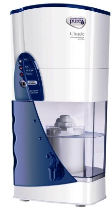 HUL Pureit WPWL100 Classic 23 Litre Water Purifier Review Specifications and Price Online in India
