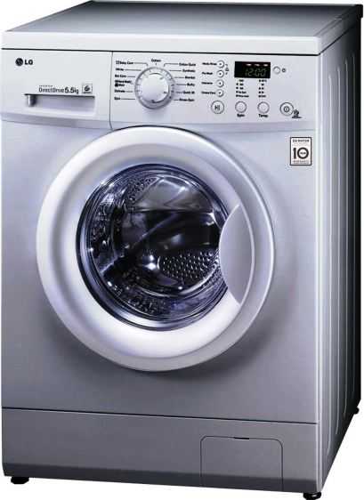 LG F80E3MDL2 Six Motion Direct Drive Fully Automatic Front Loading Washing Machine